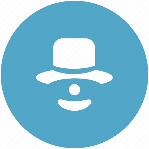avatar, robber, spy face, suspicious person, thief icon