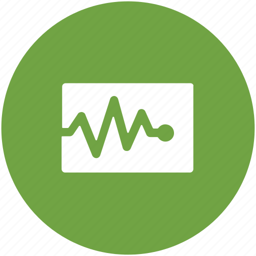 healthcare, heart rate, lifeline, pulsation, pulse rate icon