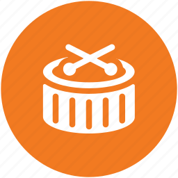 childrens drum, drum, hand drum, music, musical instruments, percussion icon