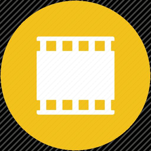 camera reel, film reel, film strip, movie reel, multimedia, photo negatives icon