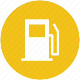 filling pump, filling station, fuel station, fuelling station, gas station, petrol pump, petrol station icon