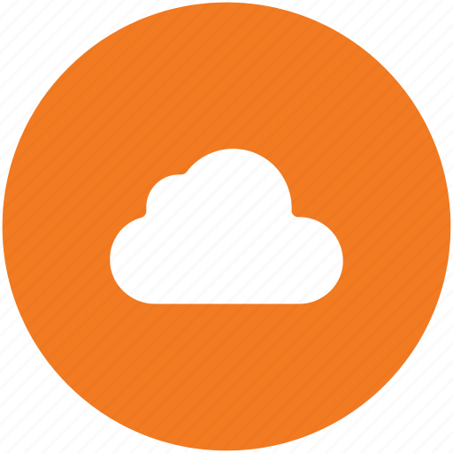 cloud, cloud computing, data storage, icloud, puffy cloud, storage cloud icon