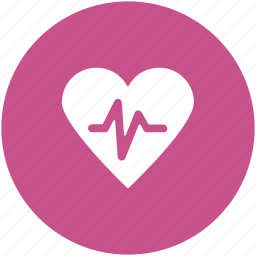 healthcare, heart rate, heartbeat, lifeline, pulsation, pulse rate icon