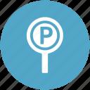 car parking, parking, parking area, parking sign, road sign, traffic sign