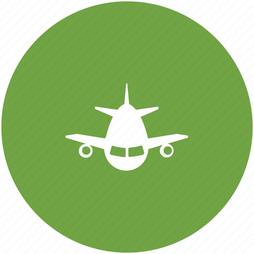 aeroplane, air travel, aircraft, airplane, fly, jet icon