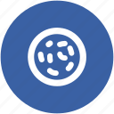 bacteria, experiment, germs, laboratory, science, virus icon