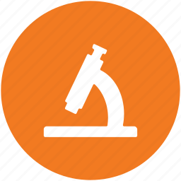 experiment, lab equipment, laboratory, microscope, research, science icon