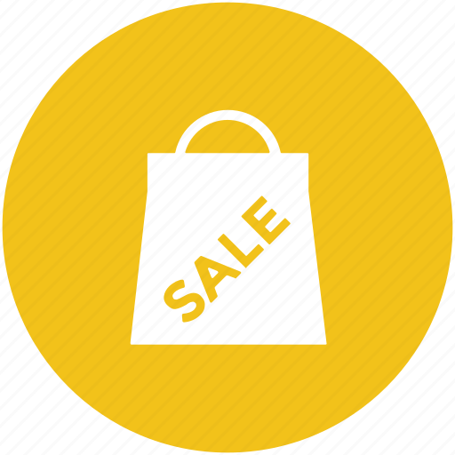 discount offer, sale, sale offer shopping bag, sale shopper icon
