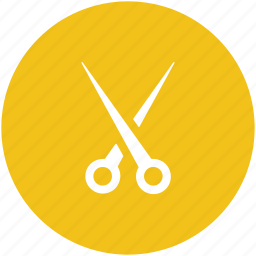 cutting, cutting tool, scissor, shear, trimming icon