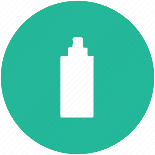 body soap, cosmetics, lotion, oil bottle, tonic icon