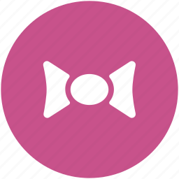 bow, bowtie, hair accessories, hair bow, ribbon bow icon