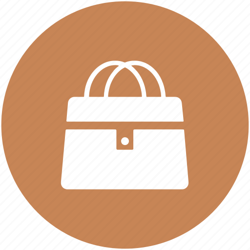hand bag, ladies bag, purse, shoulder bag. fashion, woman accessories icon