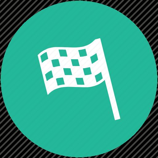 destination flag, flag, flag pole, race flag, sports flag icon
