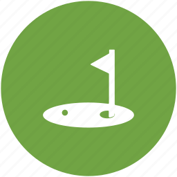 golf, golf ball, golf club, golf course, golf equipment, golf flag, golf hole flag icon