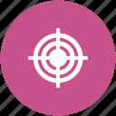 archery, crosshair, dartboard, goal, target, target board