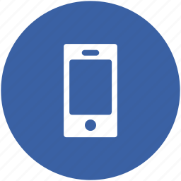 cell phone, cellular phone, communication, iphone, mobile, mobile phone, smartphone icon