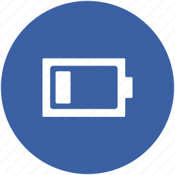battery, battery level, battery status, low battery, mobile battery icon