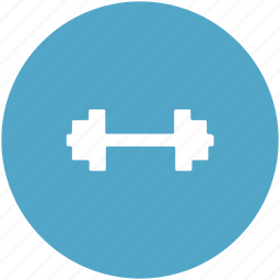 dumbbell, fitness, gym, gym equipment, gym exercise, halteres, weight lifting icon