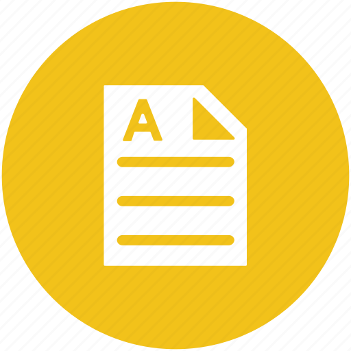 document, letter, note, office doc, paper, sheet icon