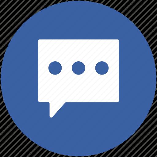 chat bubble, chatting, comment bubble, message, speech balloon, speech bubble icon