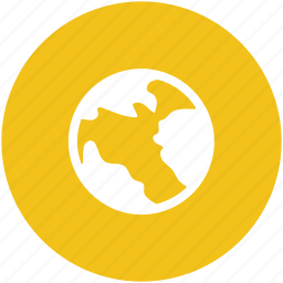 earth, earth grid, globe, planet, world map, worldwide icon