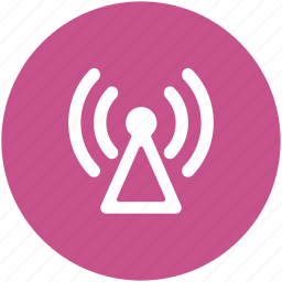 internet tower, tower signals, wifi signal, wifi tower, wireless internet icon