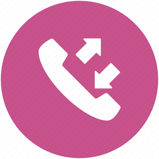 Call, communication, incoming call, outgoing call, phone receiver, receiver icon - Download on Iconfinder