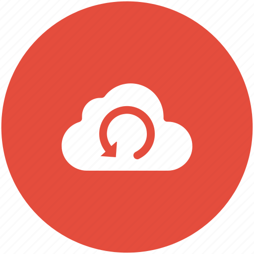 cloud network, cloud refresh, network process, network reload, refresh, reload icon