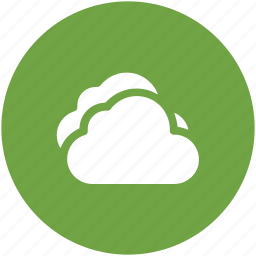 cloud, computing cloud, icloud, puffy cloud, storage cloud icon
