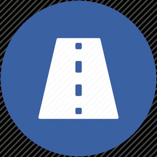 highway, journey, path, pathway, road, travel icon
