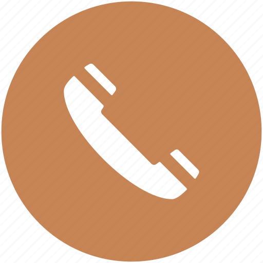 Call, contact us, helpline, phone receiver, receiver icon - Download on Iconfinder