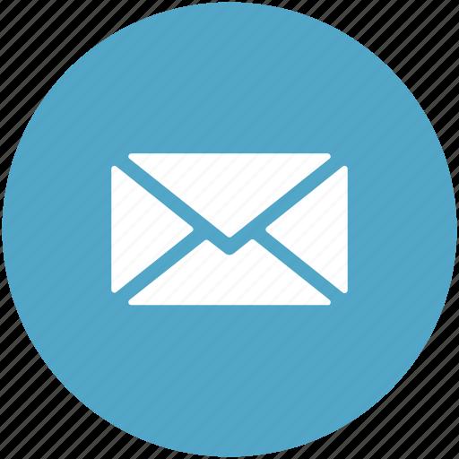 correspondence, email, inbox, letter, letter envelope, mail icon