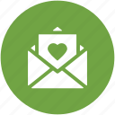 correspondence, letter, letter envelope, love letter, love mail, mail icon