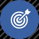 archery, archery arrow, bullseye, dart, dartboard, optimization, target