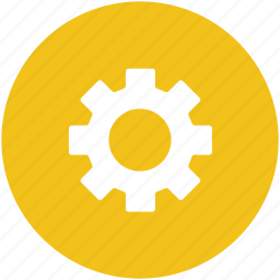 cog, cogwheel, configuration, gear, options, settings icon