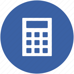 accounting, calculating device, calculation, calculator, maths icon