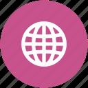 earth, earth grid, globe, planet, world map, worldwide