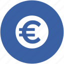 currency, euro, euro coin, eurozone currency, finance, money icon
