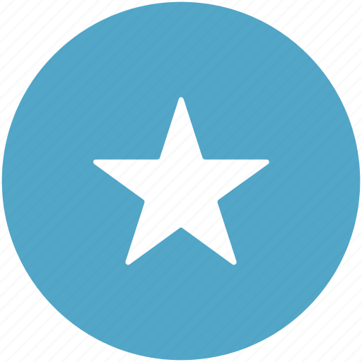 bookmark, favourite, ranking star, rating star, star, star shape icon