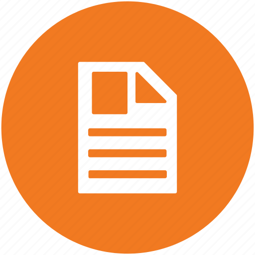 article, document, note, office doc, paper, sheet, writing icon