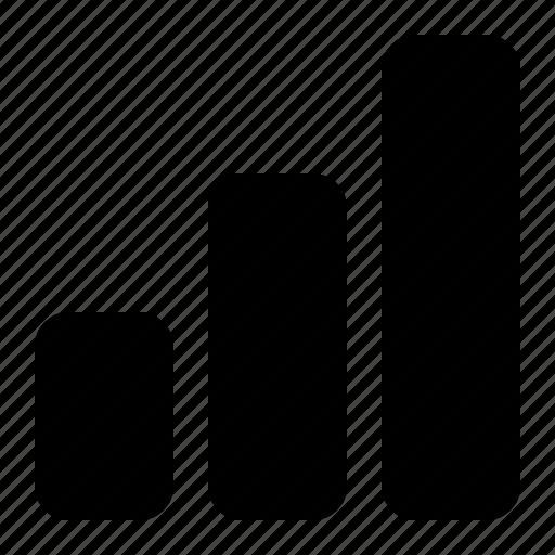 chart, net icon