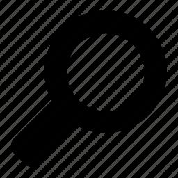 dandruff, zoom icon
