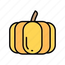 diet, halloween, healthy, pumpkin, vegan, veggie icon