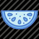 diet, fruit, vegan, watermelon