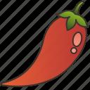 chili, condiment, hot, red, spice icon