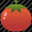 fruit, red, salad, tomato, vegan