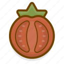food, healthy, tomato, vegetable icon