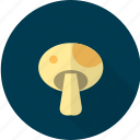 fungus, mushroom, nature, organic, vegetables icon
