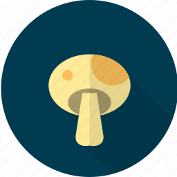 fungus, mushroom, nature, organic, vegetables icon