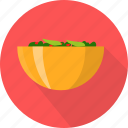 cooking, food, healthy, organic, salad, vegetables icon
